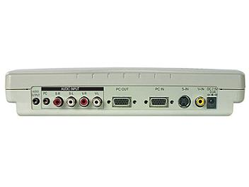Globalmediapro P-208 Video to VGA Converter with PC and Audio Bypass