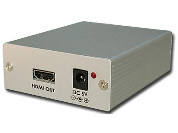 Globalmediapro D-101 DVI with Audio to HDMI Converter