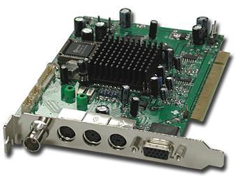 Globalmediapro P-202 PCI Scan Converter