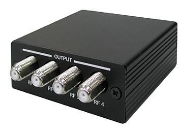 Globalmediapro C-203 1x4 RF Distributor