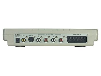 Globalmediapro D-108 SCART RGB to S Converter PAL
