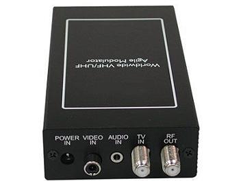 Globalmediapro U-101E VHF-UHF Home Agile Modulator (341-609MHz)