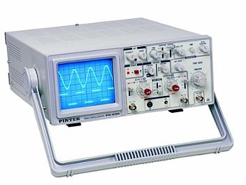 Pintek PS-600 Analog Oscilloscope 60MHz