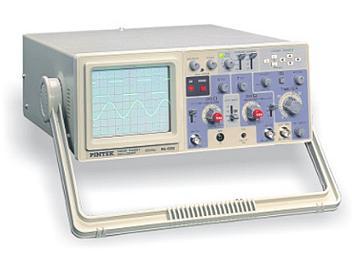 Pintek PS-608 Analog Oscilloscope with Cursor Readout 60MHz
