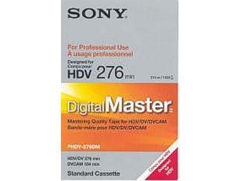 Sony PHDV-276DM HDV Cassette (pack 10 pcs)