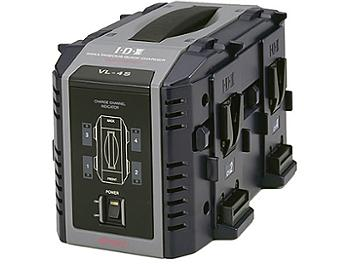 IDX VL-4S 4ch Endura Lithium ion Fast Charger