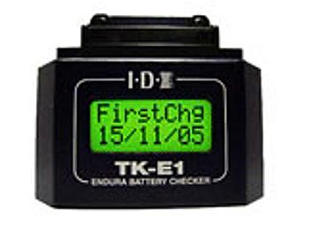 IDX TK-E1 Endura Battery Checker