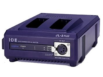 IDX JL-2Plus 2ch Multi System Fast Charger