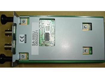 JVC SA-X65U SDI Output Board