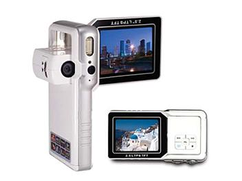 DigiLife DDV-5120A Digital Video Camcorder - White
