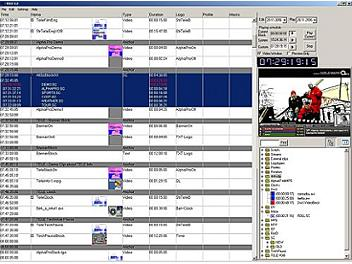StreamLabs TELE-INFO 2.2 On-Air Playout and TV-Automation Software