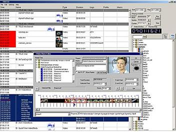 StreamLabs TELE 2.2 On-Air Playout and TV-Automation Software