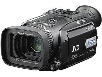 JVC Everio GZ-HD7 HD Hard Disk Camcorder PAL