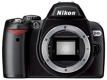 Nikon D40x DSLR Camera Body
