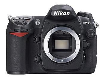 Nikon D200 DSLR Camera Body