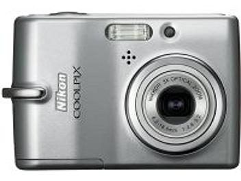 Nikon Coolpix L10 Compact Digital Camera