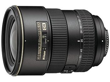 Nikon 17-55mm F2.8G IF-ED AF-S DX Nikkor Lens