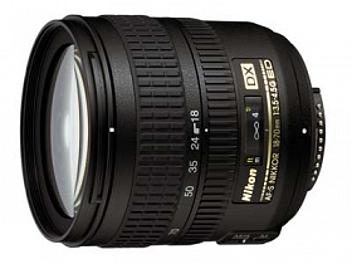 Nikon 18-70mm F3.5-4.5G AF-S DX Nikkor Lens