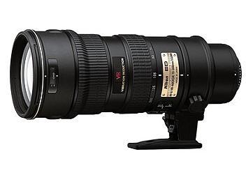 Nikon 70-200mm F2.8G IF-ED AF-S VR Nikkor Lens