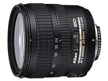 Nikon 24-85mm F3.5-4.5G IF-ED AF-S Nikkor Lens