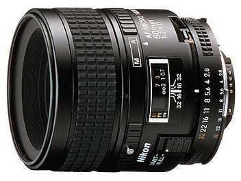 Nikon 60mm F2.8D AF Micro Nikkor Lens