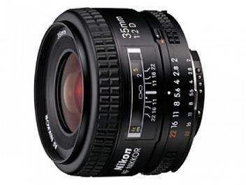 Nikon 35mm F2D AF Nikkor Lens