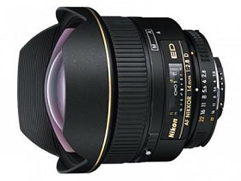 Nikon 14mm F2.8D ED AF Nikkor Lens