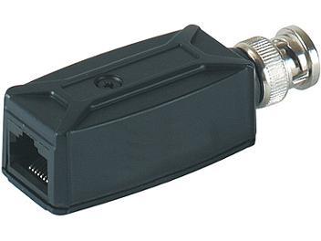 Globalmediapro C5E-11 Composite Video CAT5 Extender (Transmitter & Receiver)
