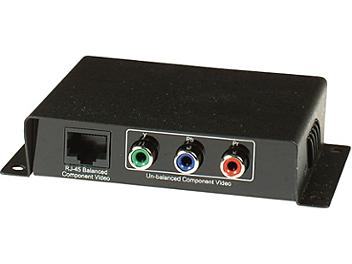 Globalmediapro C5E-31 Component Video CAT5 Extender (Transmitter & Receiver)