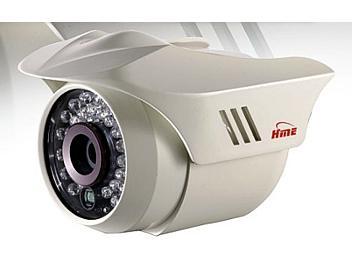 HME HM-V5H IR Color CCTV Camera 480TVL 4mm Lens NTSC