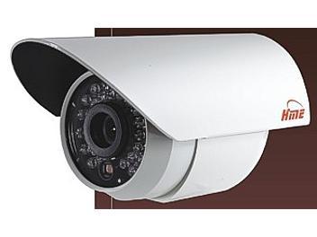 HME HM-25H IR Color CCTV Camera 480TVL 8mm Lens NTSC