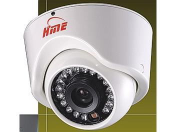 HME HM-528H IR Color CCTV Camera 480TVL 8mm Lens NTSC