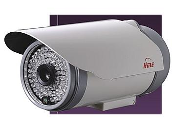HME HM-S45H IR Color CCTV Camera 480TVL 8mm Lens NTSC