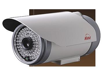HME HM-P45H IR Color CCTV Camera 480TVL 8mm Lens PAL