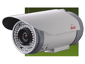 HME HM-PZ35H IR Color CCTV Camera 480TVL 9-22mm Zoom Lens NTSC