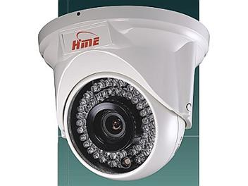 HME HM-PDZ35H IR Color CCTV Camera 480TVL 4-9mm Zoom Lens NTSC
