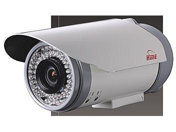 HME HM-Z50HQ IR Color CCTV Camera 540TVL 9-22mm Zoom Lens PAL