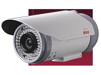 HME HM-Z60EXH IR Color CCTV Camera 480TVL 4-9mm Zoom Lens NTSC
