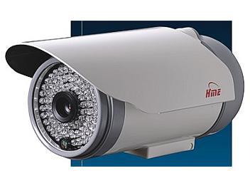 HME HM-70EXH IR Color CCTV Camera 480TVL 8mm Lens NTSC