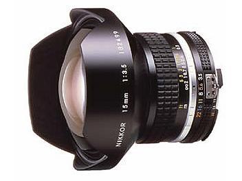 Nikon 15mm F3.5S Nikkor Lens