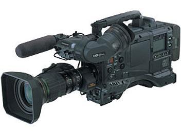 Panasonic AJ-HPX3000G DVCPRO HD Camcorder