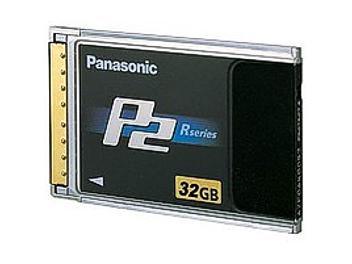 Panasonic AJ-P2C032RG P2 Card 32GB