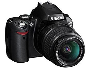 Nikon D40x DSLR Camera Kit with Nikon 18-55mm Lens