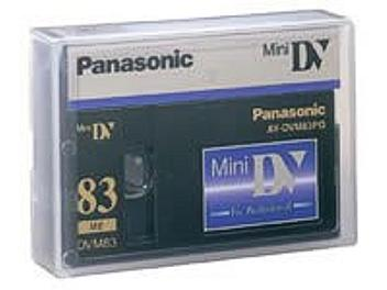 Panasonic AY-DVM83PQ mini-DV Cassette (pack 50 pcs)