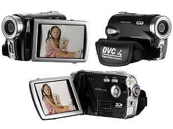 DigiLife DDV-5100HD Digital Video Camcorder - Black