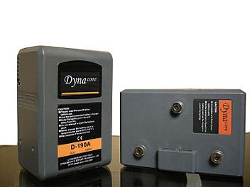 Dynacore D-190A Lithium ion Battery 190Wh