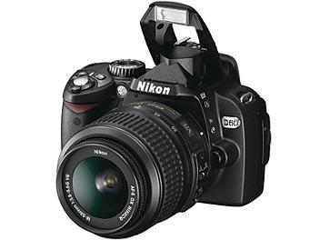 Nikon D60 DSLR Camera Kit with Nikon 18-55mm Lens
