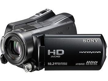 Sony HDR-SR11E HD HDD Handycam Camcorder PAL