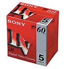 Sony DVM60R3 mini-DV Cassette (pack 50 pcs)