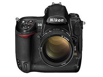 Nikon D3 DSLR Camera Body + Calibrator